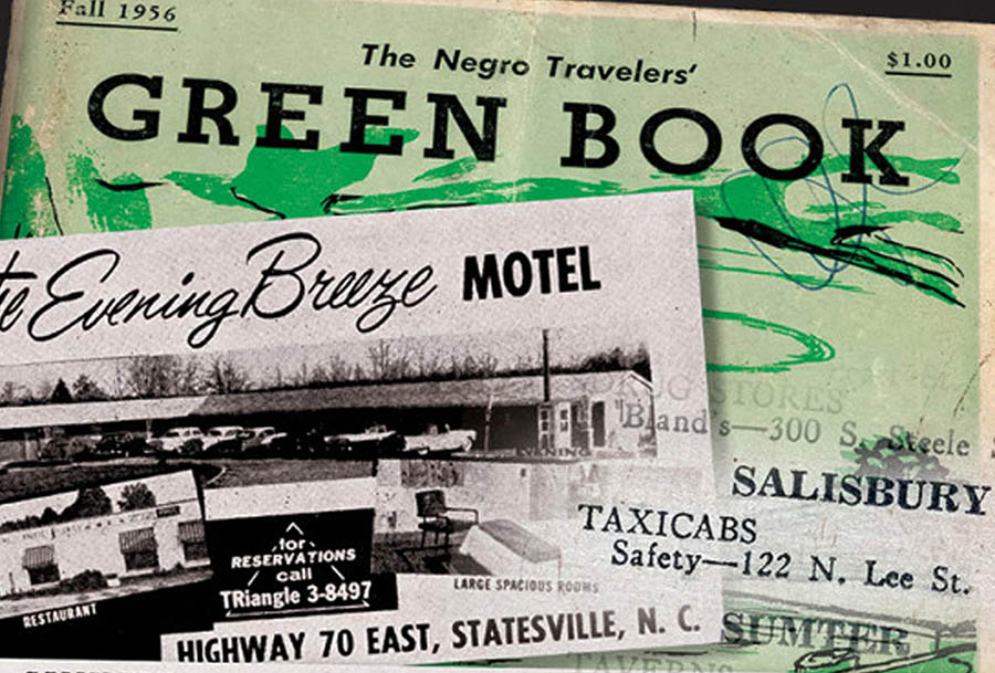 """Navigating Jim Crow: The Green Book and Oasis Spaces in North Carolina"" Traveling Exhibit Hosted at the N.C. Transportation Museum in Spencer"