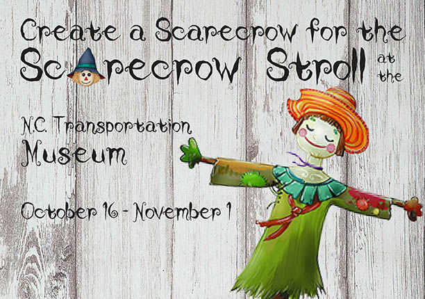 The Scarecrow Stroll