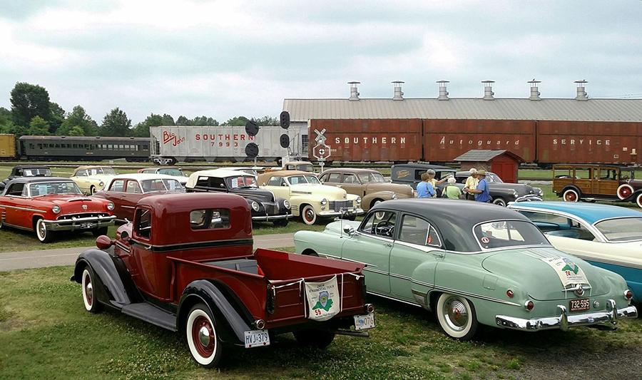 Antique Automobile Club of America Car Show