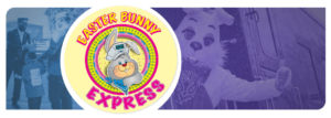 Easter Bunny Express @ N.C. Transportation Museum