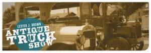 Lester J. Brown Antique Truck Show @ NC Transportation Museum