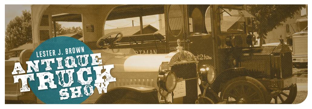 Lester J. Brown Antique Truck Show