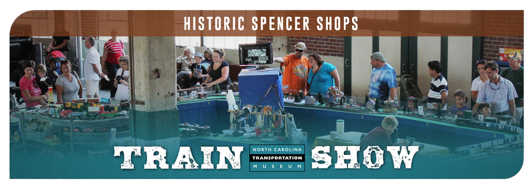 Historic Spencer Shops Train Show