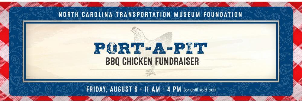 Port-A-Pit Fundraiser